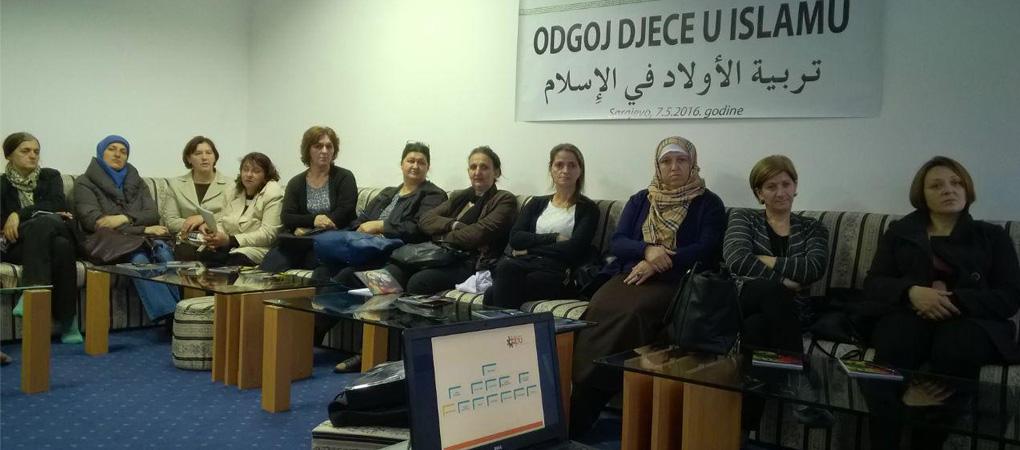 """Seminar za majke """"Odgoj djece u islamu"""""""