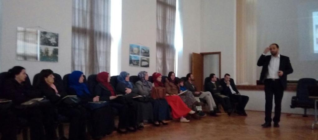 """Seminar """"Učenje nije problem – već izazov"""" u Bosanskom Petrovcu"""