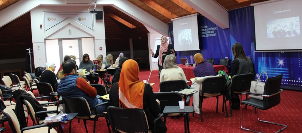 Centru za lično i profesionalno usavršavanje u Sarajevu organizirana Selfdevelopment konferencija 2018.