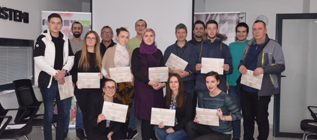 Održan šesti seminar za uposlenike firme Čip sistemi d.o.o.