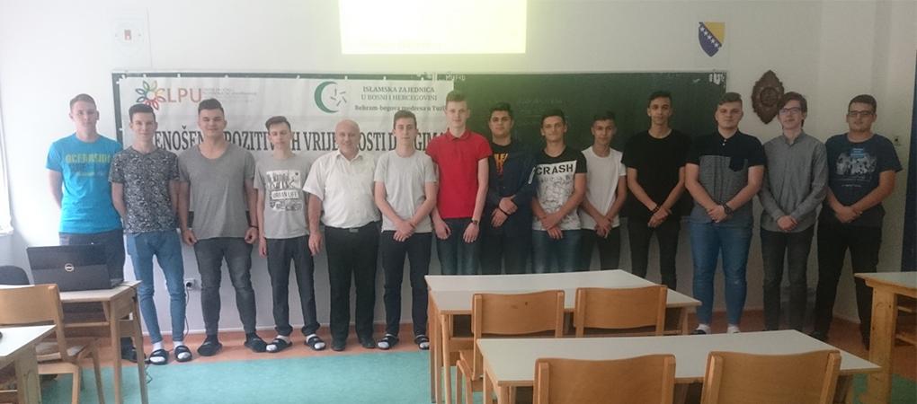 Seminari u Behram-begovoj medresi u Tuzli