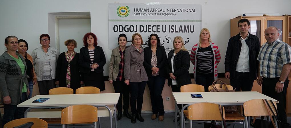 Prvi seminar za majke jetima u Mostaru