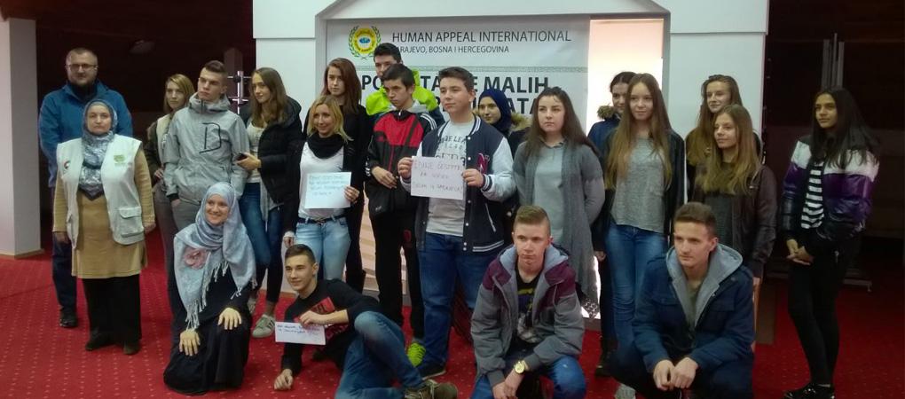 "Seminar ""Mali biznis projekti"" za tinejdžere"