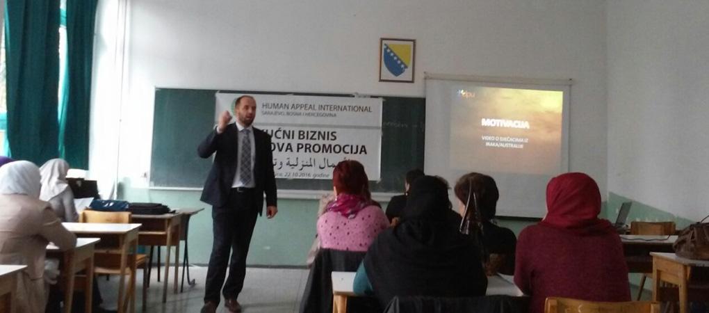 Seminar za majke jetima u Zenici