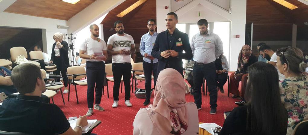 Trening za lidere iz nevladinog sektora o Organizacijskoj efikasnosti