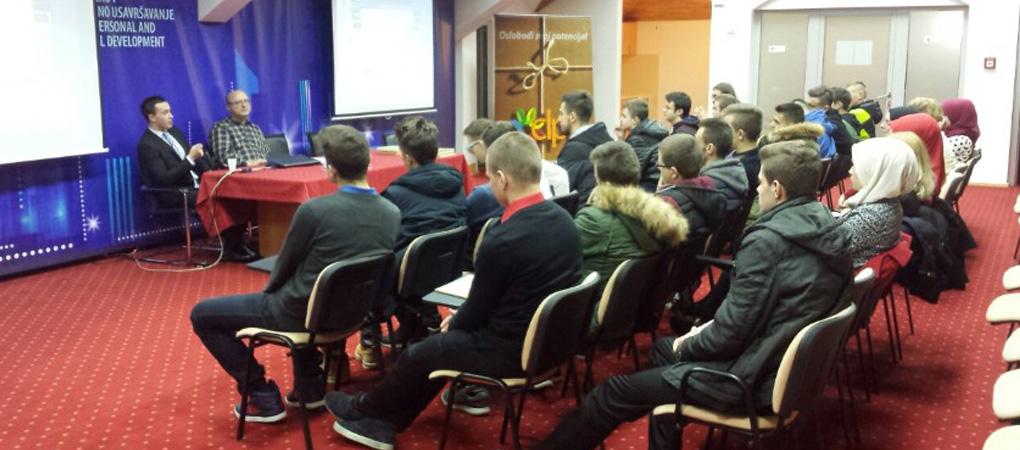 Muftijstvo sarajevsko organiziralo projekat umrežavanja mladih sa područja Muftiluka sarajevskog