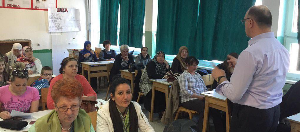 CLPU organizovao stručni seminar za majke jetima
