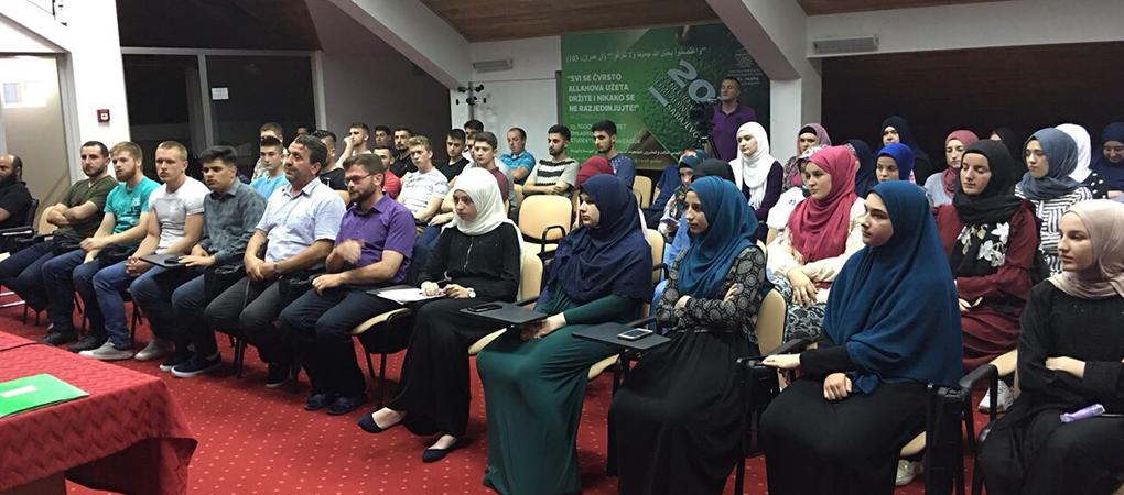 Održani 23. regionalni omladinski susreti Svjetske asocijacije muslimanske omladine